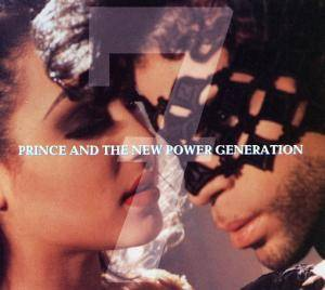 Prince & The New Power Generation: 7 - Cover