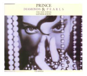 Prince & The New Power Generation: Diamonds & Pearls - Cover