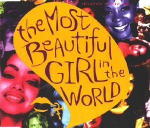 Symbol: Most Beautiful Girl In The World, The - Cover