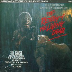 Return Of The Living Dead, The - Cover