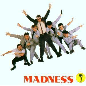 Madness: 7 - Cover