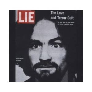 Charles Manson: Lie - The Love And Terror Cult (CD) - Bild 1