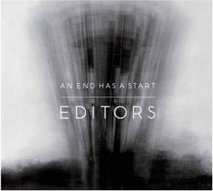 Editors: End Has A Start, An - Cover