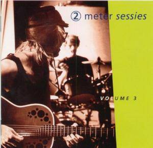 Cover - Blessing, The: 2 Meter Sessies Volume 03