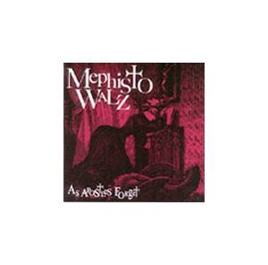 Cover - Mephisto Walz: As Apostles Forget