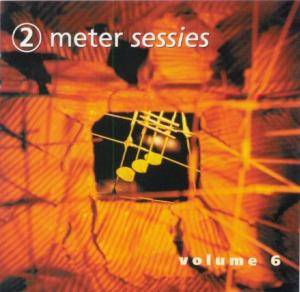 2 Meter Sessies Volume 6 - Cover
