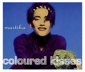 Martika: Coloured Kisses - Cover