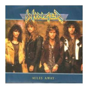 Winger: Miles Away - Cover