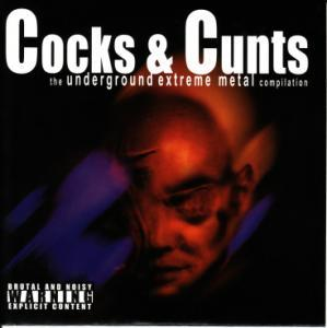 Cocks & Cunts - Cover