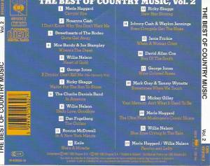 The Best Of Country Music, Vol.2 (CD) - Bild 2