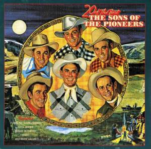 Cover - Sons Of The Pioneers, The: 20 Of The Best