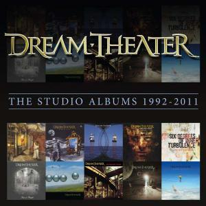 Dream Theater: Studio Albums 1992-2011, The - Cover