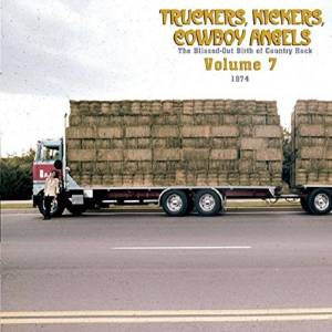 Cover - New Riders Of The Purple Sage: Truckers, Kickers, Cowboy Angels Volume 7 (1974-1975)