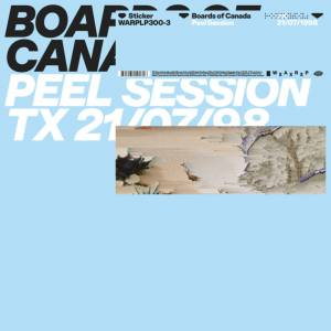 Cover - Boards Of Canada: Peel Session Tx 21/07/98