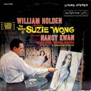 Cover - George Duning: World Of Suzie Wong, The