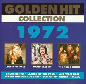 Golden Hit Collection 1972 - Cover