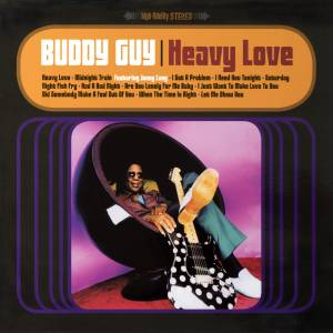 Cover - Buddy Guy: Heavy Love