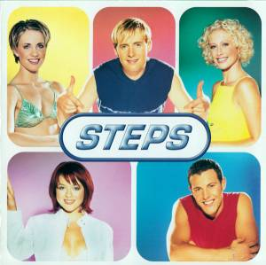 Cover - Steps: Step One [US]