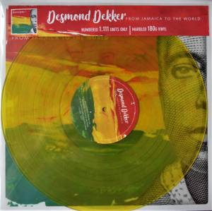 Cover - Desmond Dekker: From Jamaica To The World