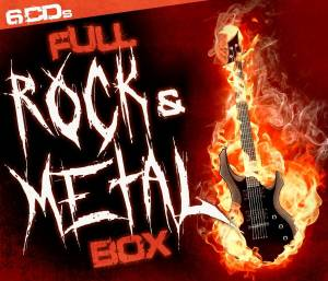 Cover - Soilwork: Full Rock & Metal Box