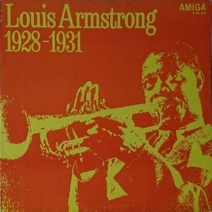 Cover - Louis Armstrong & His Hot Five: Louis Armstrong 1928-1931