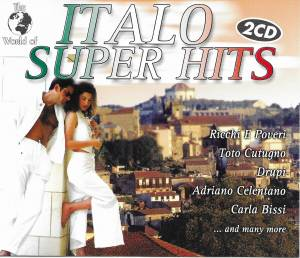 Cover - Fabiola Paretti: World Of Italo Super Hits, The