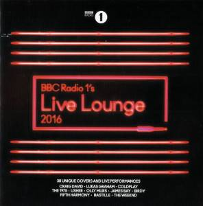 Cover - Tom Odell: BBC Radio 1's Live Lounge 2016