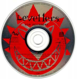 Cover - Levellers: For Beginners