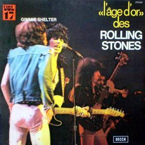 The Rolling Stones: Gimme Shelter - Cover