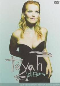 Toyah: Wild Essence - Live In The 21st Century - Cover