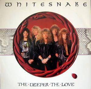 Whitesnake: Deeper The Love, The - Cover