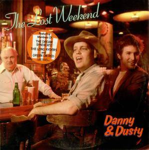 Danny & Dusty: Lost Weekend, The - Cover