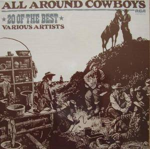 "Cover - Johnny Russell: All Around Cowboys ""20 Of The Best"""