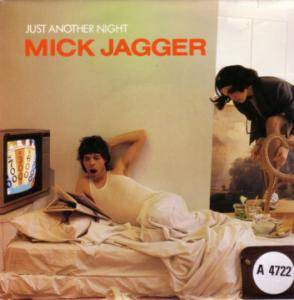 Mick Jagger: Just Another Night - Cover