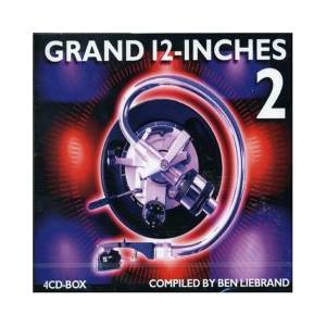 Cover - Jean Carn: Grand 12-Inches 2