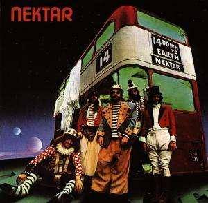 Nektar: Down To Earth - Cover