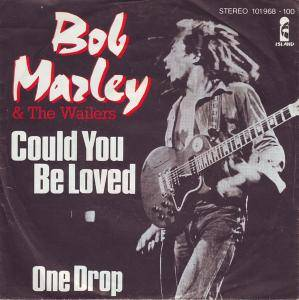 Bob Marley & The Wailers: Could You Be Loved - Cover