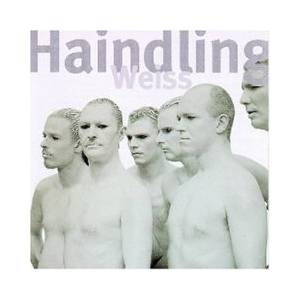 Cover - Haindling: Weiss