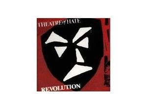 Cover - Theatre Of Hate: Revolution