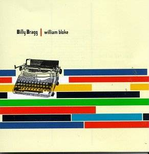 Cover - Billy Bragg: William Bloke