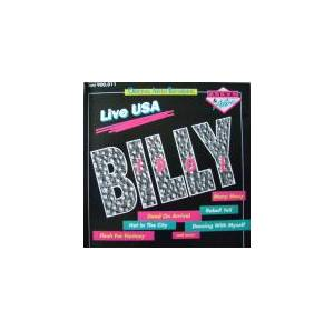 Cover - Billy Idol: Live U.S.A.