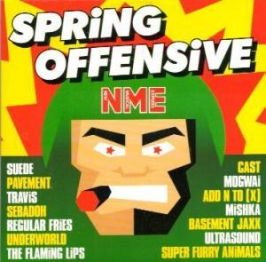 Spring Offensive - Cover