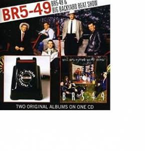 Cover - BR5-49: BR5-49 / Big Backyard Beat Show