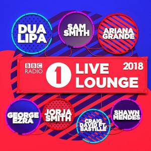 Cover - London Grammar: BBC Radio 1's Live Lounge 2018