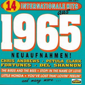 Cover - Donnie Elbert: 14 Internationale Hits Aus 1965