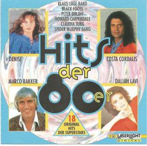 Hits Der 80er - 18 Original Hits Der Superstars (CD) - Bild 1