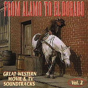 Cover - Johnny O'Neil: From Alamo To El Dorado - Great Western Movie & TV Soundtracks - Vol.2