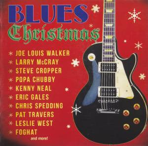 Cover - Paul Nelson Band: Blues Christmas