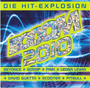 Cover - Spencer & Hill: Booom 2010 - Die Hit-Explosion