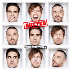 Cover - Busted: Half Way There